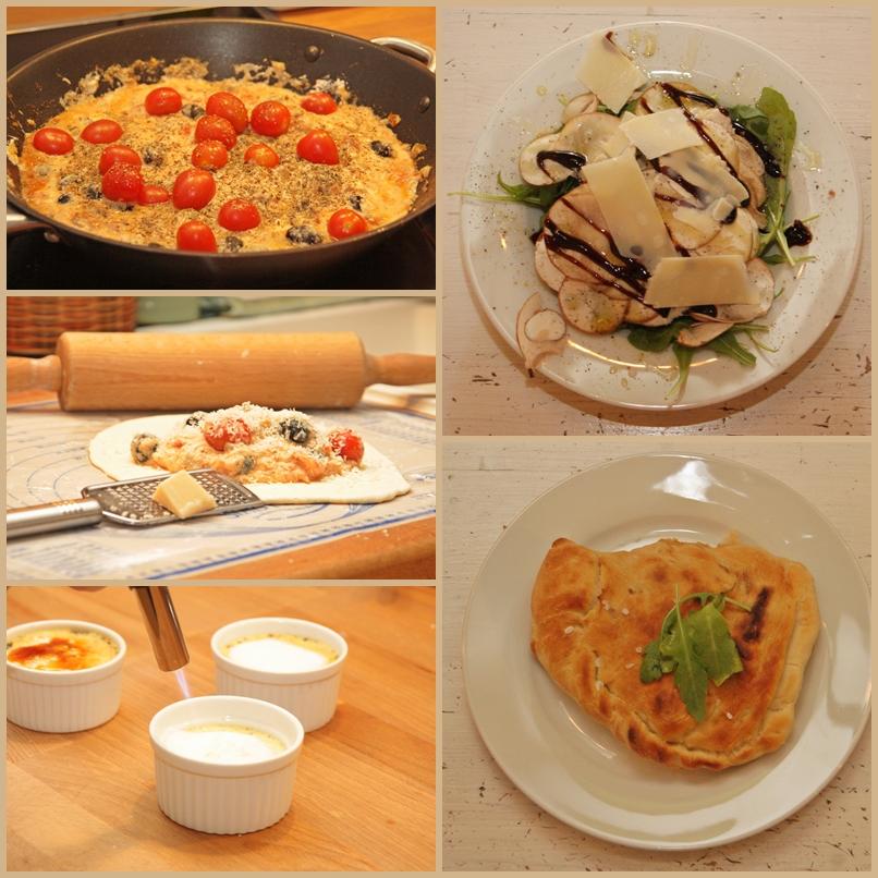 Analoge kuche parmesan for Gasbrenner küche